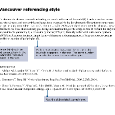 vancouver literature review