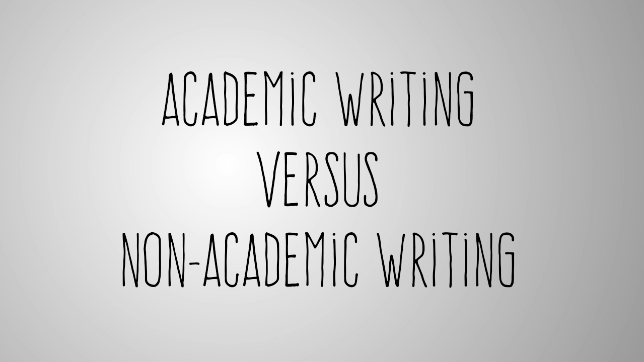 writeuni preparing for successful academic writing module 4 writing with purpose 44 the nature of academic writing